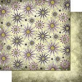 Delicate Asters Paper Collection