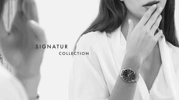 Collection Lookbook: Signatur Collection
