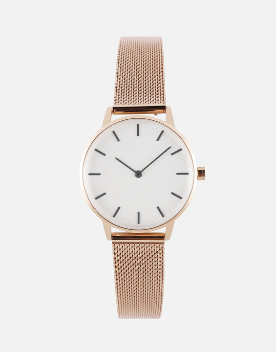 Signatur 34 - Rose Gold