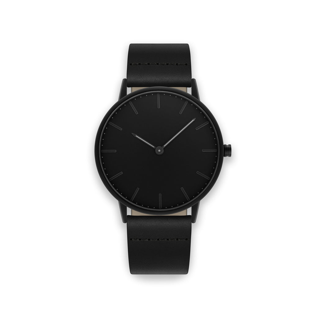 [PREORDER] Blackout 40 – Black Leather