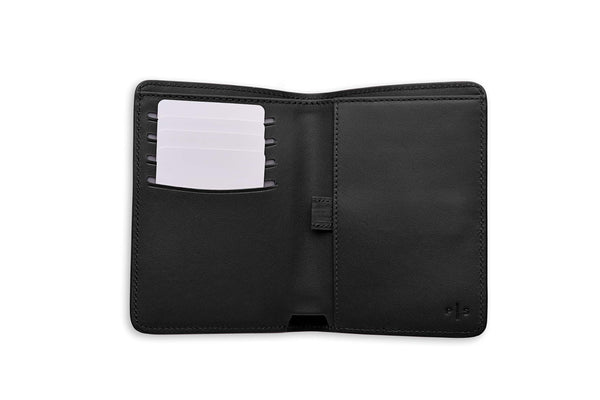 ELI Bifold Wallet in Black