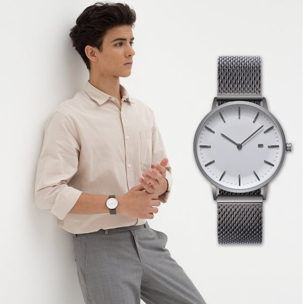 The Everyday Watch II — Gunmetal