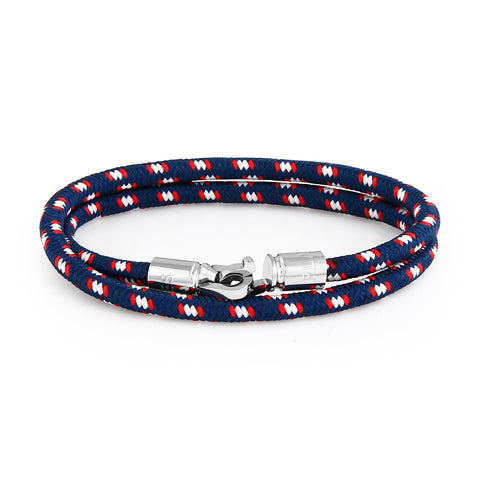Snake Locker Navy Rope