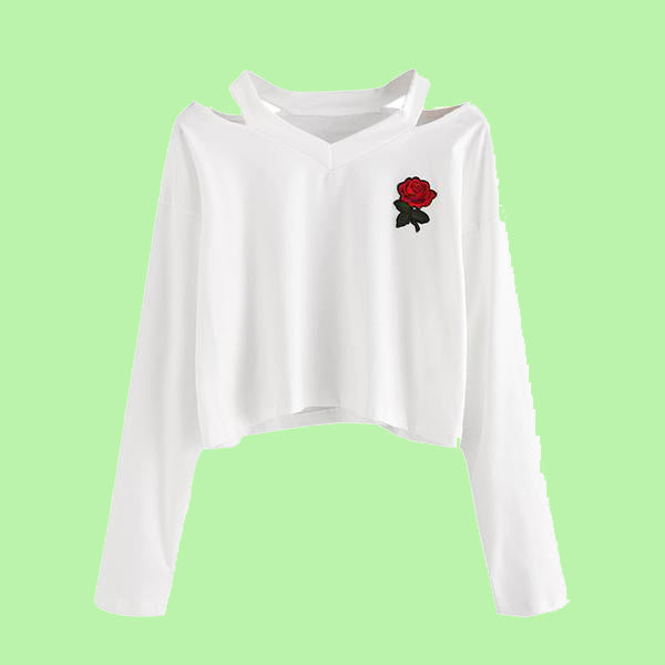 33d58fa8350 Aesthetic clothing crop tops - AesthetiCat - Aesthetic Clothing ...