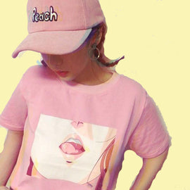 Lip Sexy Aesthetic TShirt