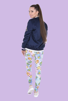 Space Cat Shirts - Poke-moji HOLOGRAPHIC slim Aesthetic leggings NEW 2018 - aesthetic clothing