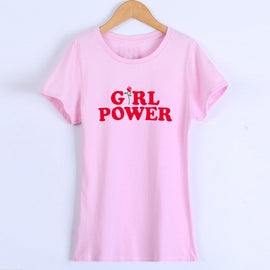 Space Cat Shirts - Girl Power Aesthetic T-shirt white - aesthetic clothing
