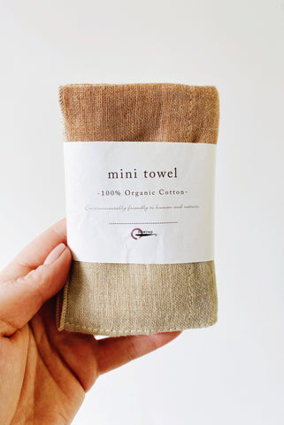 MINI TOWEL