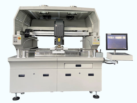 Introducing our New Model RW-SV2000A BGA Rework Station