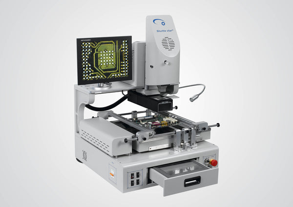 Shuttle Star SV560-A BGA Rework Station - U.S. Distributor