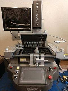BGA Rework Machine - Chip Off-600