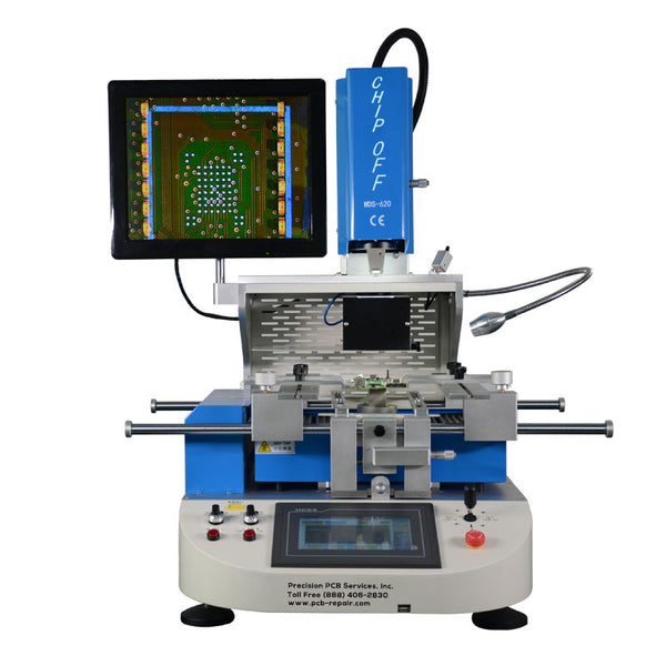 SMD & BGA Rework Station, Chip Off-620