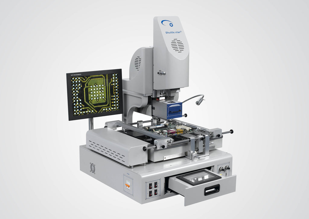 Shuttle Star SV560 BGA Rework Station - U.S. Distributor
