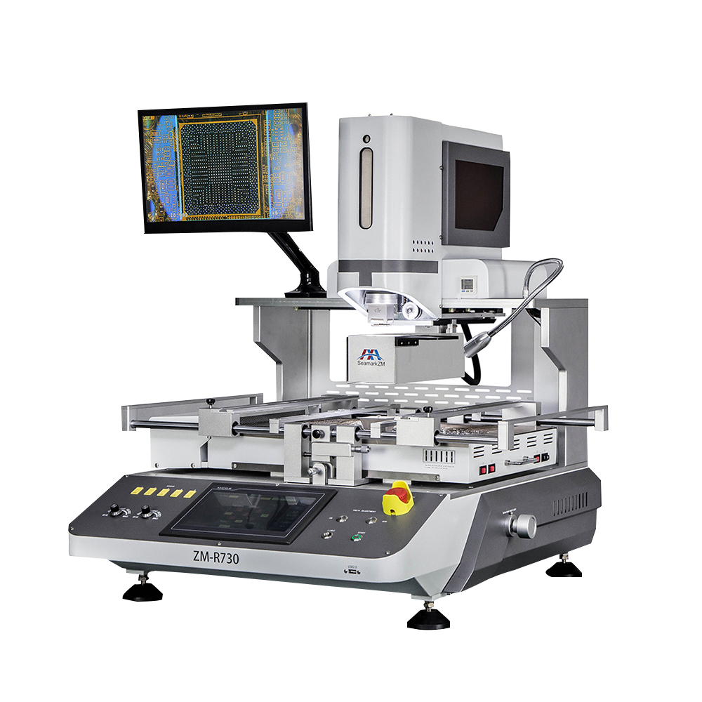 BGA & SMD Rework Station - Model ZM-R730A