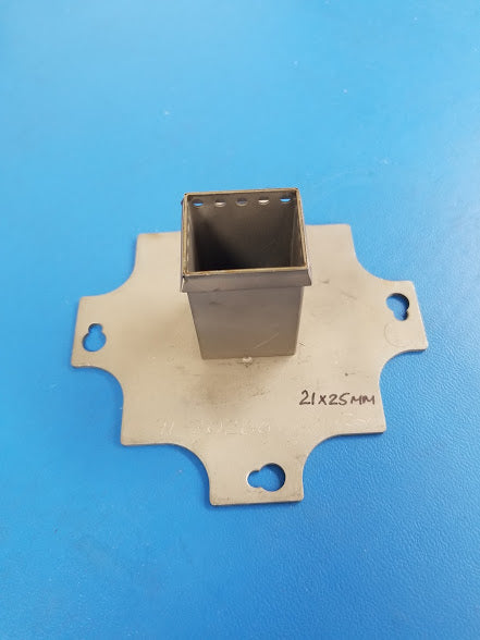 BGA Rework Nozzle for the SRT BGA Rework Station 21mm x 25mm