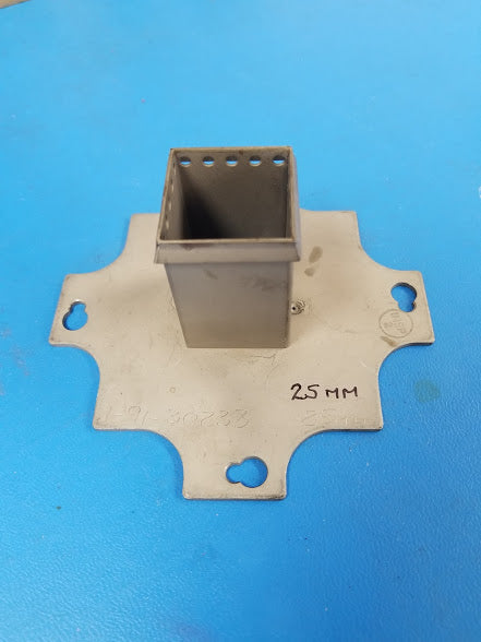 BGA Rework Nozzle for the SRT BGA Rework Station 25mm x 25mm