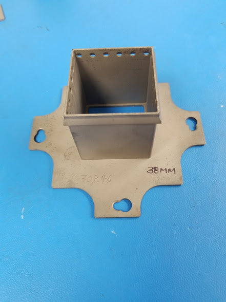 BGA Rework Nozzle for the SRT BGA Rework Station 38mm x 38mm