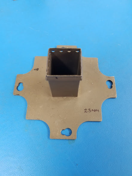 BGA Rework Nozzle for the SRT BGA Rework Station 23mm x 23mm