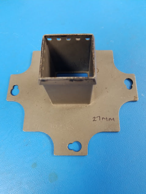 BGA Rework Nozzle for the SRT BGA Rework Station 27mm x 27mm
