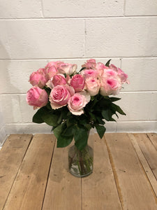 Roses- Call the shop on 5441 4264 to order.