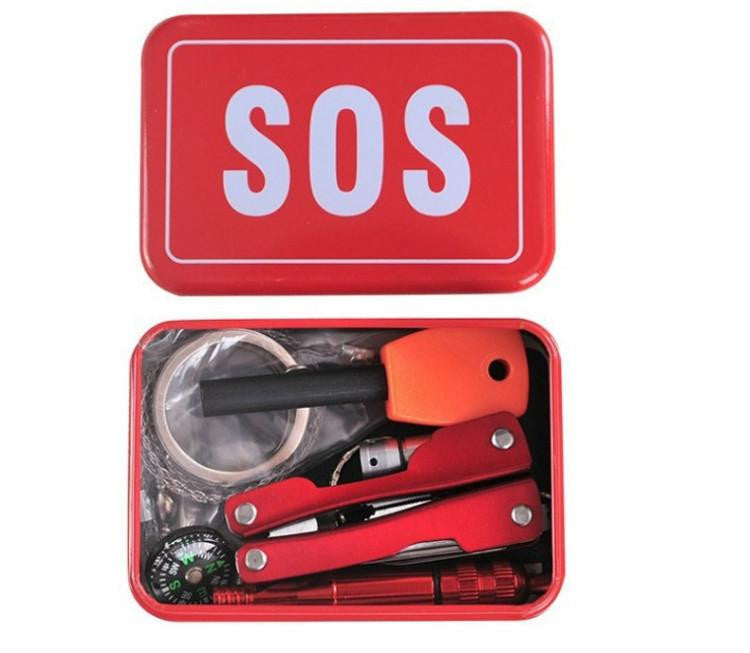 Outdoor Hiking Camping Emergency Tool