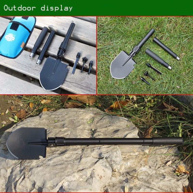 Top Quality Alloy Steel Outdoor Driving Camping Shovel