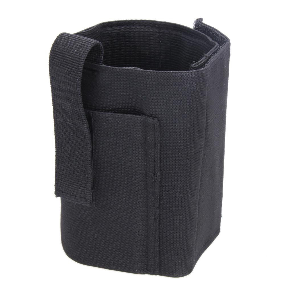 Tactical Padded Concealed Ankle Holster Strap Belt