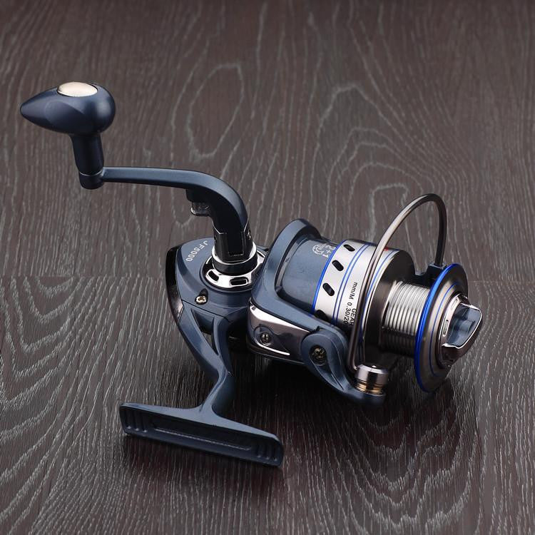 12+1 Aluminum Left/Right Metal handle Fishing  Reel