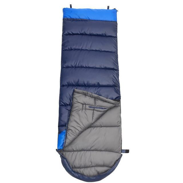 2017 New Warm Cotton Splicing Sleeping Bags