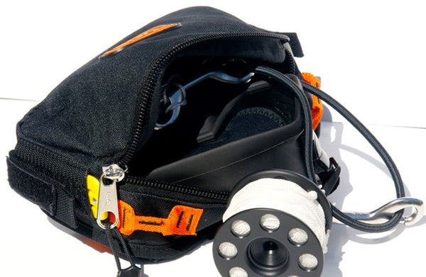 MDS Zippered Sidemount Pocket