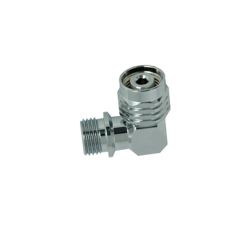 Tecline 90° LP Swivel Adapter for 2nd Stages