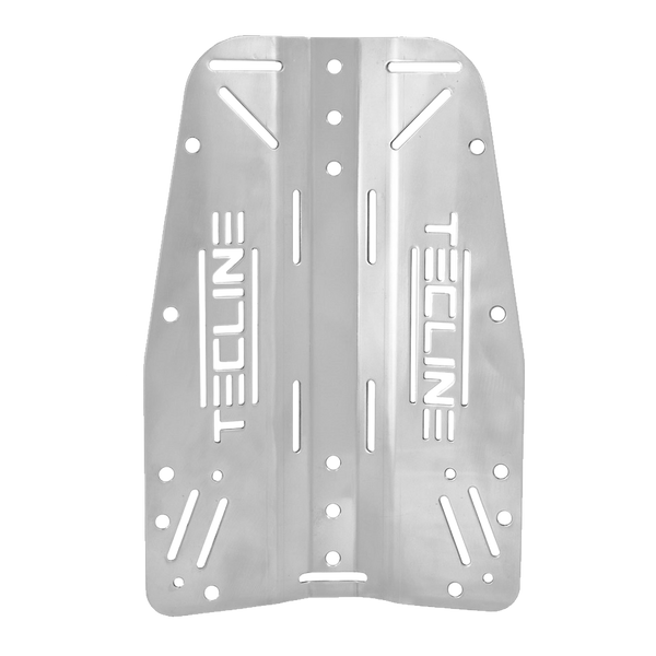 Tecline Donut 22 SE Comfort Aluminium Backplate/Wing BC Set