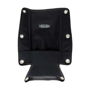 Tecline Backplate Pad with Buoy Pocket