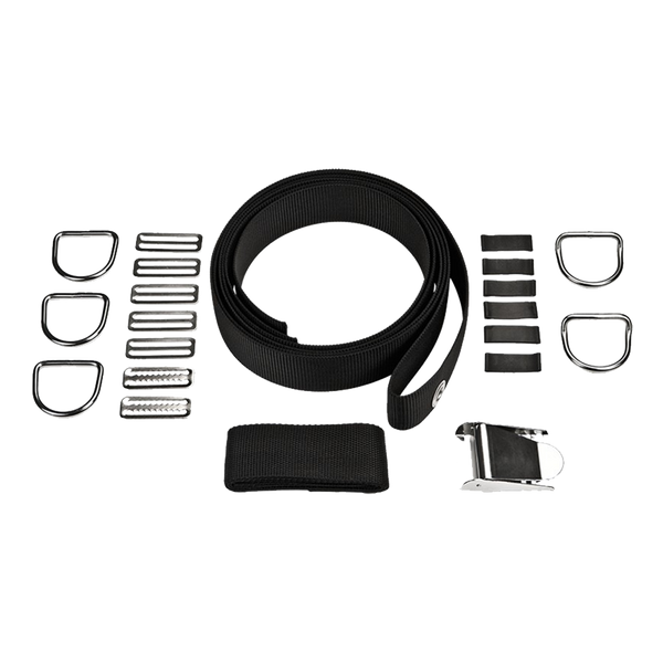 Components of Tecline DIR Harness