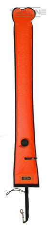 Tecline Semi-Closed Surface Marker Buoy (SMB)