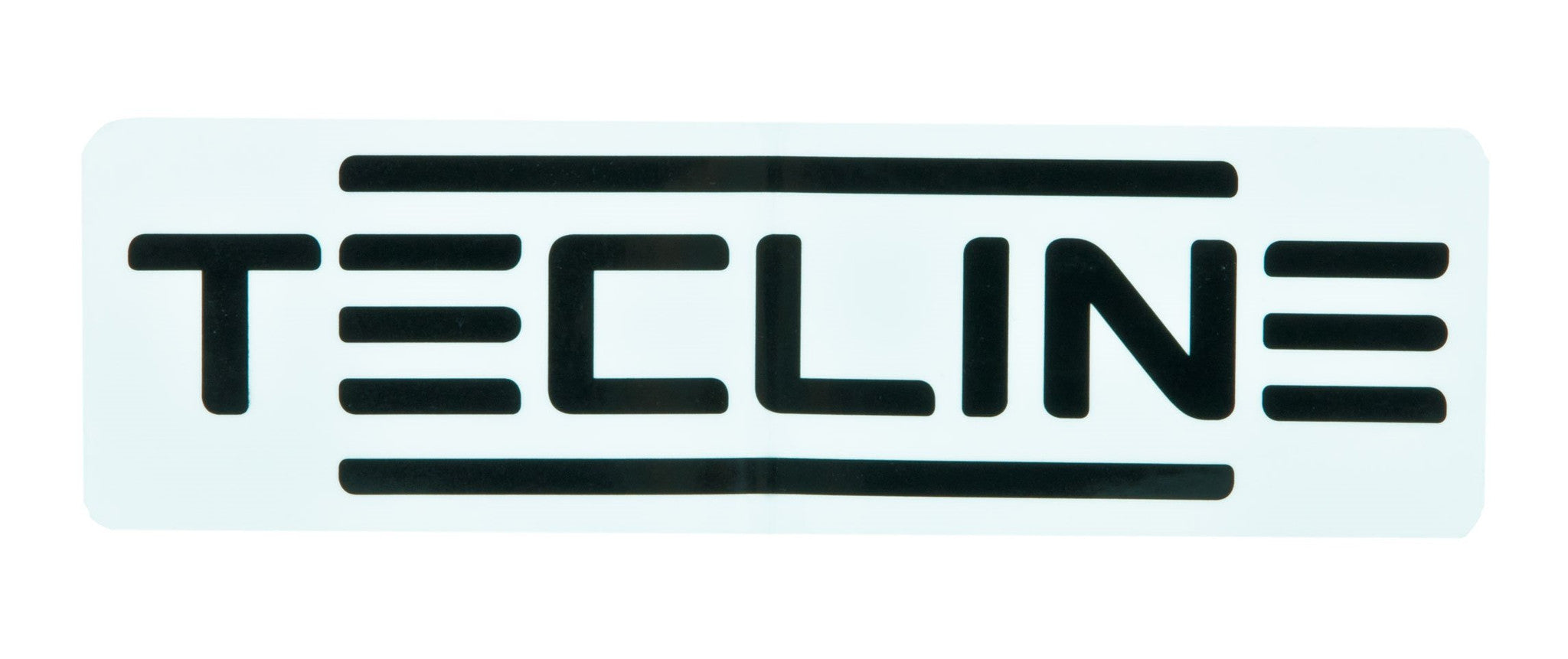 Tecline Logo Sticker, 6 x 20 cm
