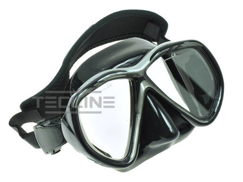 Tecline Tiara Mask w/ Neoprene Slap Strap