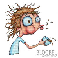 Lost Tea - Digital Stamps by Bloobel - 2