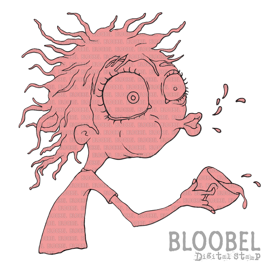Lost Tea - Digital Stamps by Bloobel - 1