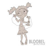 Call Me - Digital Stamps by Bloobel - 2