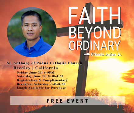 Upcoming Retreat - St. Anthony of Padua - Reedley CA