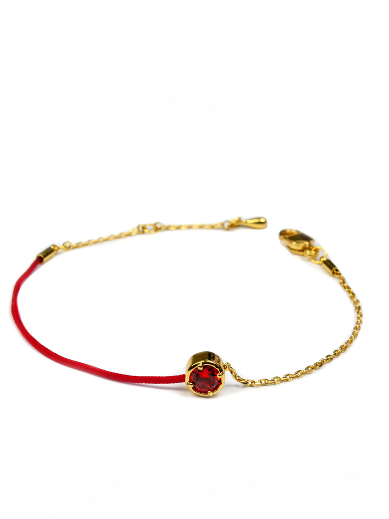 Sunset Bracelet Red Diamond