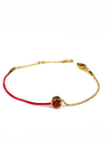 Sunset Bracelet Red Diamond | Clariste Jewelry