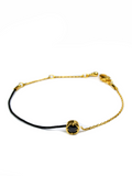 Sunset Bracelet Black Diamond | Clariste Jewelry