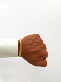 Kingdom Cuff Gold | Clariste Jewelry - 3