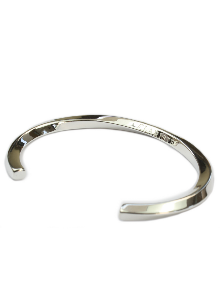 Men's Empire Cuff Silver