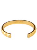 Kingdom Cuff Gold | Clariste Jewelry - 2