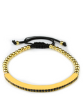 Hollywood Bracelet Gold | Clariste Jewelry