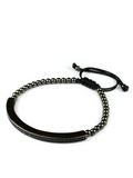 Hollywood Bracelet Black | Clariste Jewelry - 2