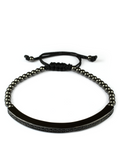 Hollywood Bracelet Black | Clariste Jewelry